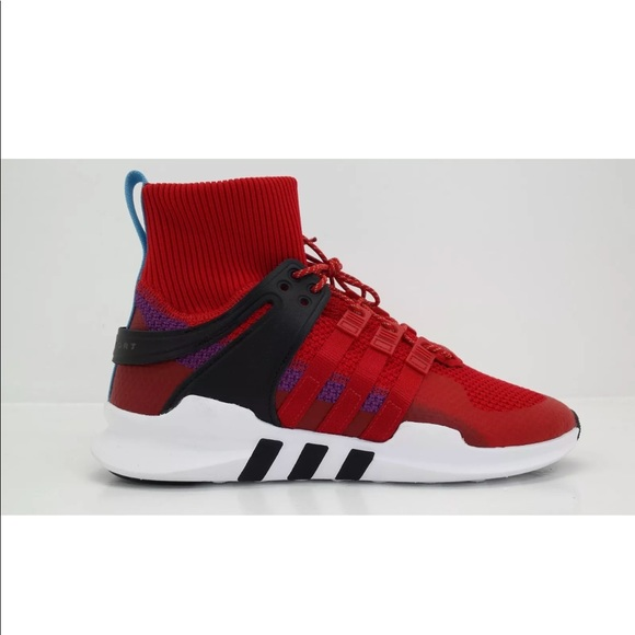 new arrival c0e8a 0fbf5 Adidas EQT Support ADV Winter Scarlet Shoes BZ0640